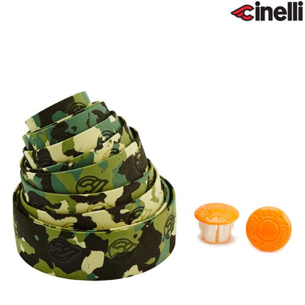 Cinelli(チネリ)CAMOUFLAGE CORK RIBBON(カモフラージュ コルクリボン)バーテープ