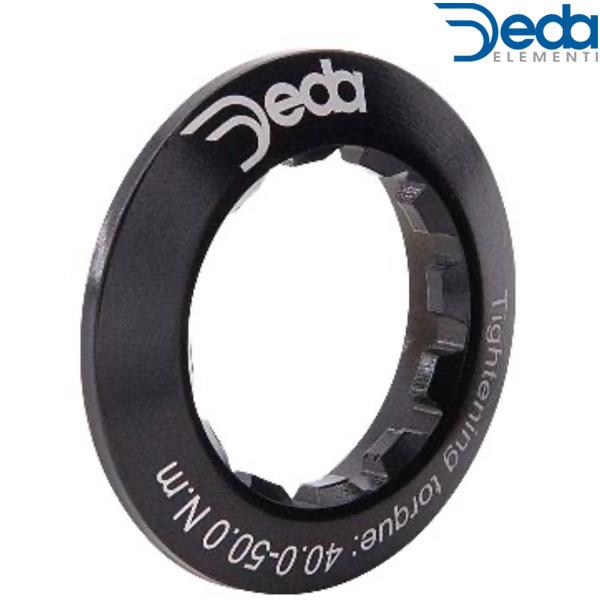 Deda ELEMENTI(デダ エレメンティ)Thru-Axle(スルーアクスル)Center-Lock Lockring(センターロック ロックリング)(12/15mm)