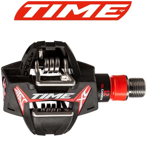 TIME(タイム)ATAC XC12 TITAN CARBON ペダル