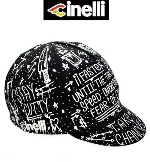 Cinelli(チネリ)キャップ(RIDER COLLECTION(ライダーコレクション) / CHAS CHRISTIANSEN(チャズ クリスチャンセン))