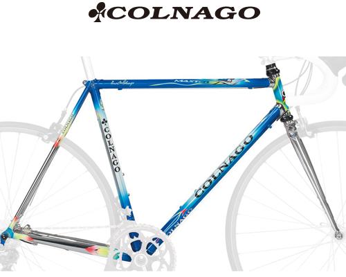 COLNAGO(コルナゴ)MASTER X-LIGHT フレームセット(AD10 / ブルー)
