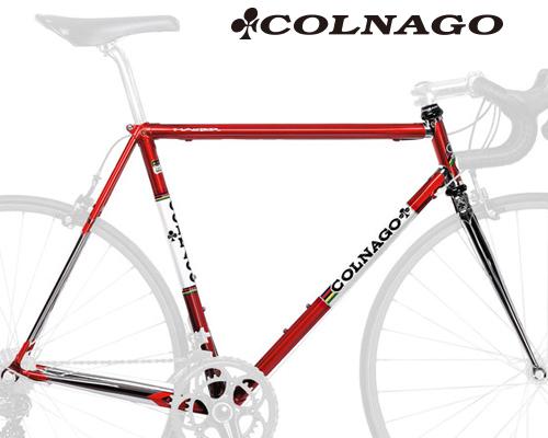 COLNAGO(コルナゴ)MASTER X-LIGHT フレームセット(PR82 / レッド / ホワイト)