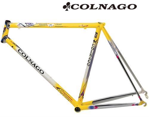 COLNAGO(コルナゴ)MASTER X-LIGHT フレームセット(AD14 / イエロー)