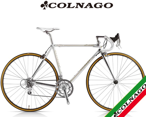 COLNAGO(コルナゴ)ARABESQUE フレームセット(RAWH / ホワイト)