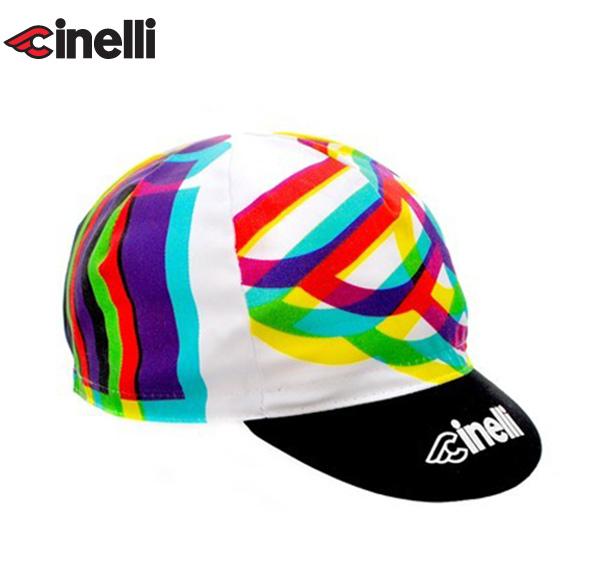 Cinelli(チネリ)レーサーキャップ(CALEIDO(カレイド))