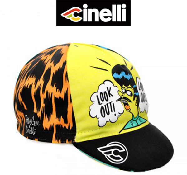Cinelli(チネリ)レーサーキャップ(LOOK OUT(ルックアウト))