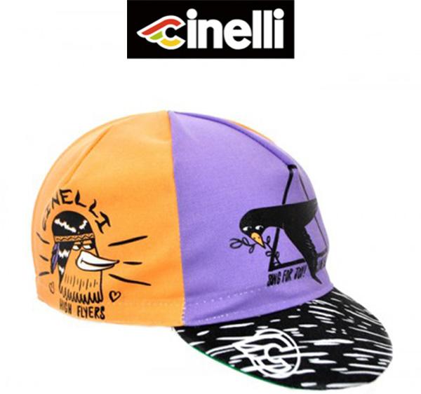 Cinelli(チネリ)レーサーキャップ(HIGH FLYERS(ハイフライヤーズ))