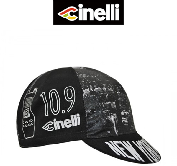 Cinelli(チネリ)レーサーキャップ(NEW YORK NACCC)