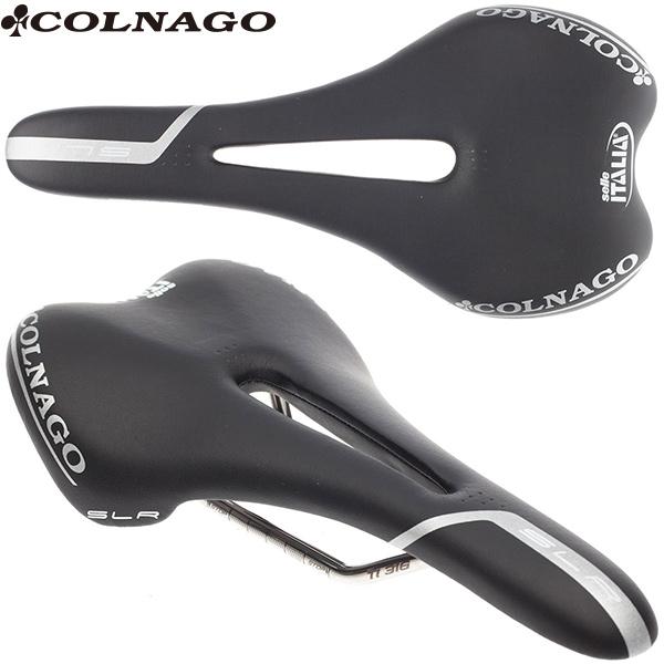 selle ITALIA(セライタリア)×COLNAGO(コルナゴ)SLR FLOW サドル(ブラック)