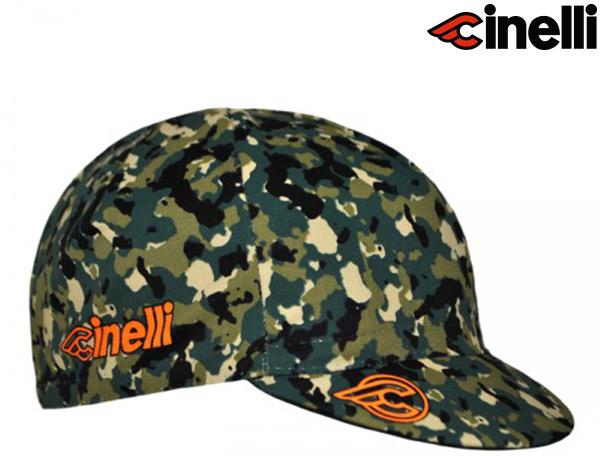 Cinelli(チネリ)レーサーキャップ(CORK CAMO(コルクカモ))