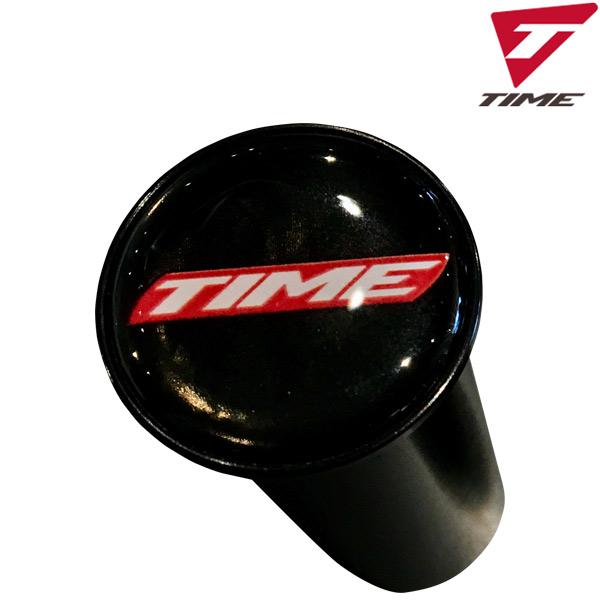 TIME(タイム)クイックセット用トップキャップ(Aタイプ / ロゴマーク付)