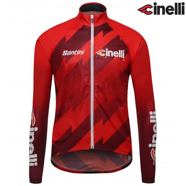 Cinelli(チネリ)TEAM Cinelli(チームチネリ)RACING(レーシング)WIND(ウインド)ジャケット(2018)