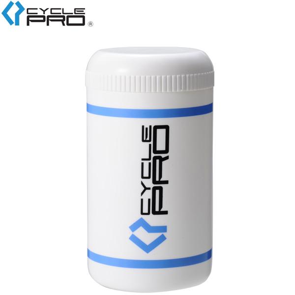 CYCLE PRO(サイクルプロ)ツール缶(内装パッド付 / ノーマル / ホワイト)
