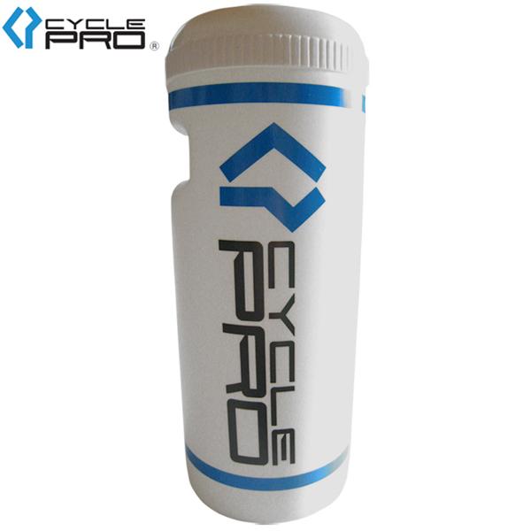 CYCLE PRO(サイクルプロ)ツール缶(内装パッド付 / ラージ / ホワイト)