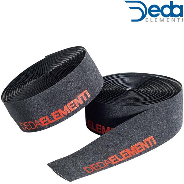 Deda ELEMENTI(デダエレメンティ)SQUALO バーテープ(ブラック / レッド)