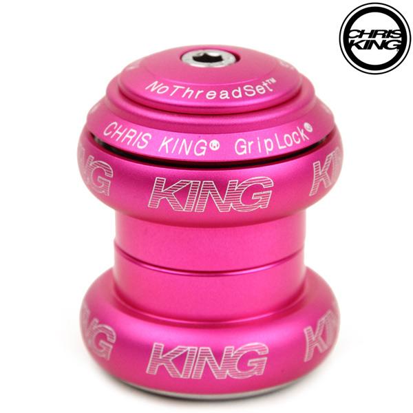 CHRIS KING(クリスキング)NOTHREADSET(ノースレッドセット)(1-1/8″ / MATTE PUNCH(マットパンチ))