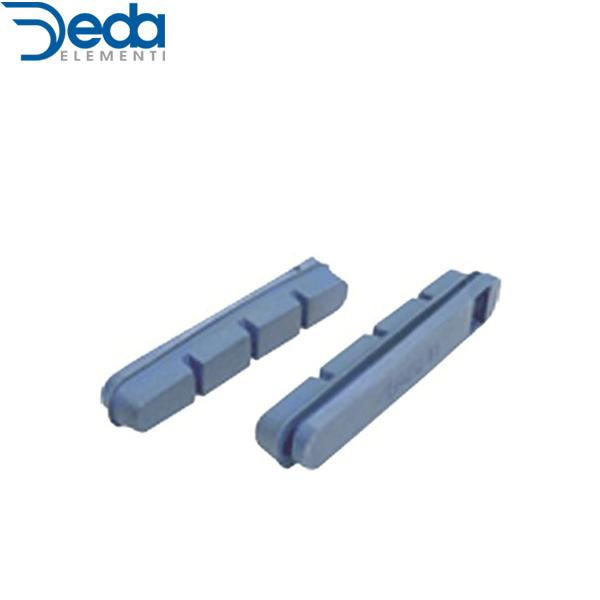 Deda ELEMENTI(デダエレメンティ)ブルーブレーキパッド(カーボンリム用 4ケ入(1台分))