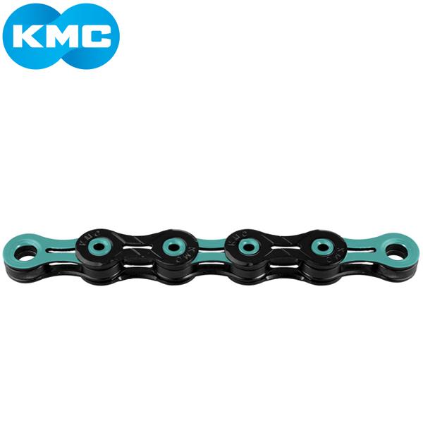KMC(ケーエムシー) チェーン(X11EL / ブラック / ライトブルー)