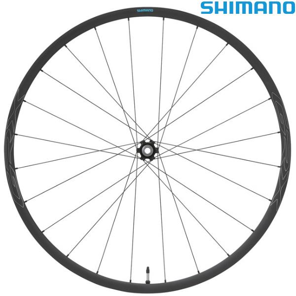 SHIMANO(シマノ)グラベル用フロントホイールセット(WH-RX570 / 700C / チューブレス / 12mmEスルー / DISC)