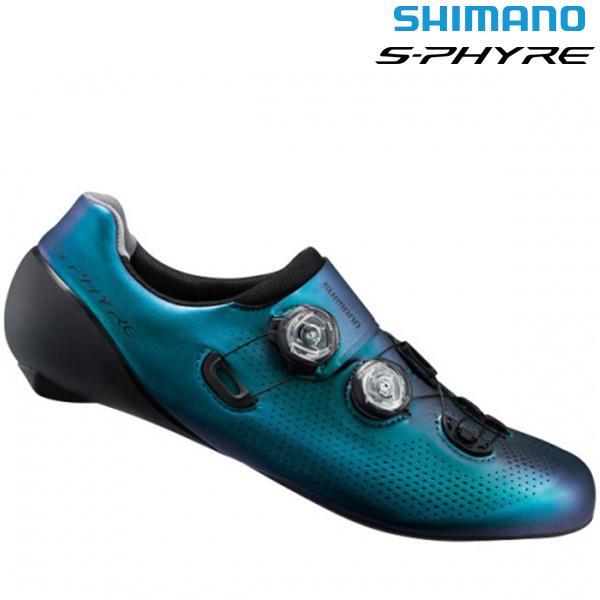 SHIMANO(シマノ)(シマノ) S-PHYRE ロードシューズ(SH-RC901(RC9) / オーロラ)