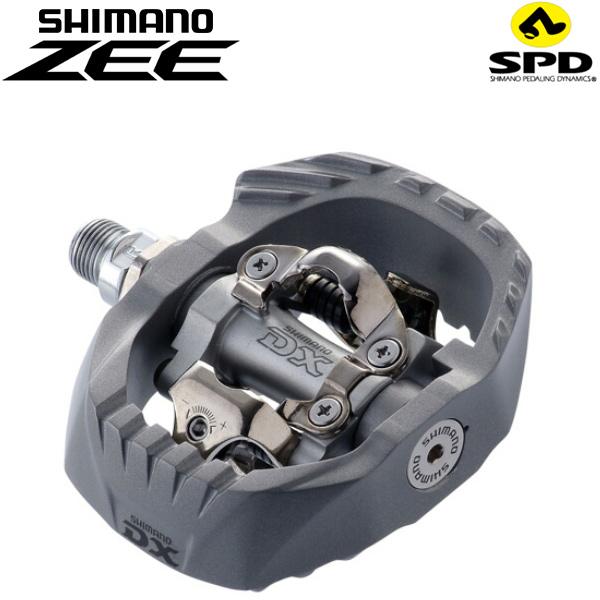 SHIMANO(シマノ)ZEE SPDペダル(PD-M647 / グレー)
