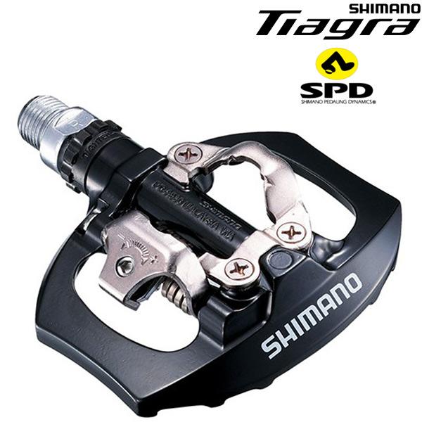 SHIMANO(シマノ)Tiagra(ティアグラ)SPDペダル(PD−A530 / ブラック)