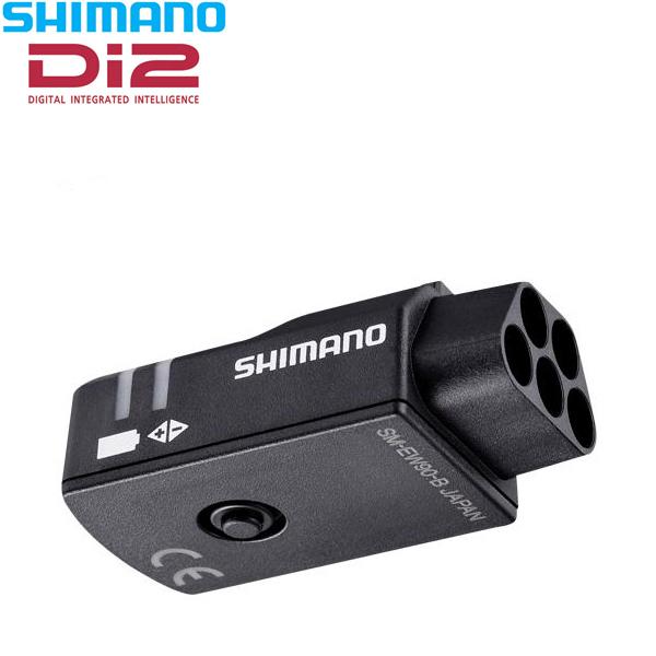 SHIMANO(シマノ)Di2 コックピット用ジャンクション(SM-EW90-B / 5ポート)