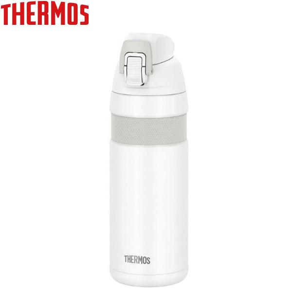 THERMOS(サーモス) 真空断熱ケータイマグ サイクルボトル(ホワイト / 580ml)