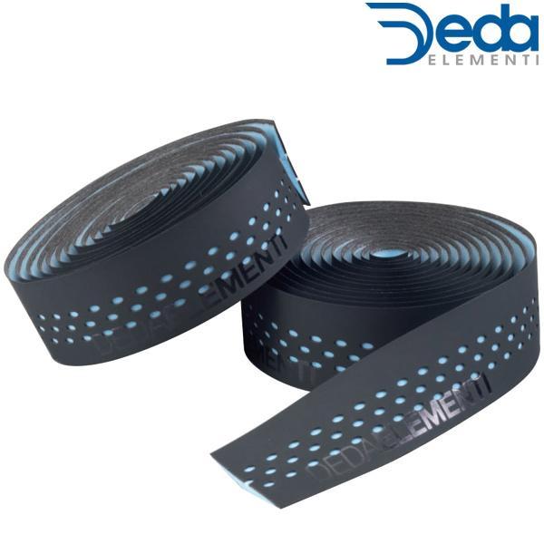 Deda ELEMENTI(デダエレメンティ)PRESA バーテープ(ブラック / ブルースカイ)
