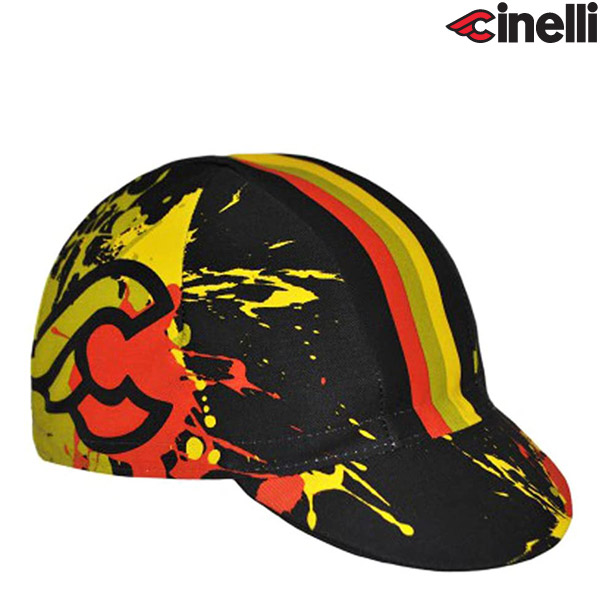 Cinelli(チネリ)レーサーキャップ(SPLASH(スプラッシュ))