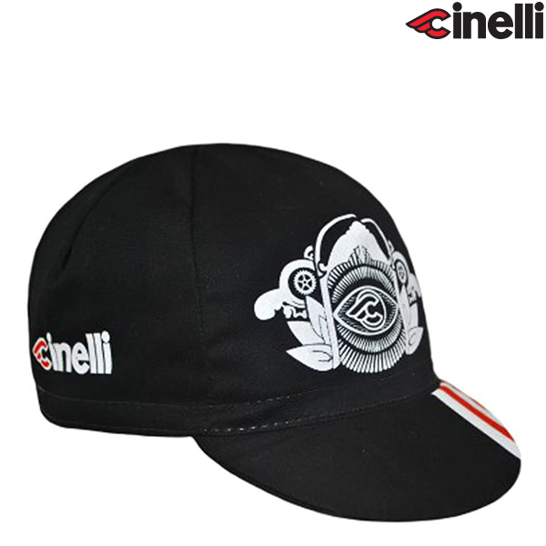 Cinelli(チネリ)レーサーキャップ(CRIT COPPA AGOSTONI 2017)