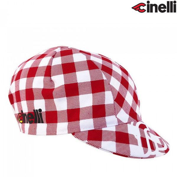 Cinelli(チネリ)レーサーキャップ(CIAO ITALIA(チャオ イタリア))