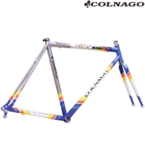 COLNAGO(コルナゴ)BiTitan(ビチタン)チタンフレームセット(Mapei(マペイ)カラー / 545mm(C-T))