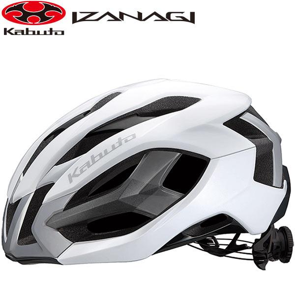 Kabuto(カブト) IZANAGI(イザナギ)ヘルメット(ホワイト)