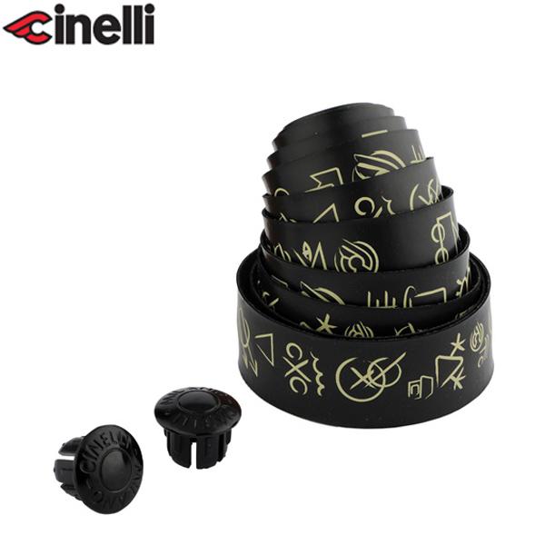 Cinelli(チネリ)HOBO ALPHABET VOLEE RIBBON(ホーボーアルファベット ボレーリボン)バーテープ