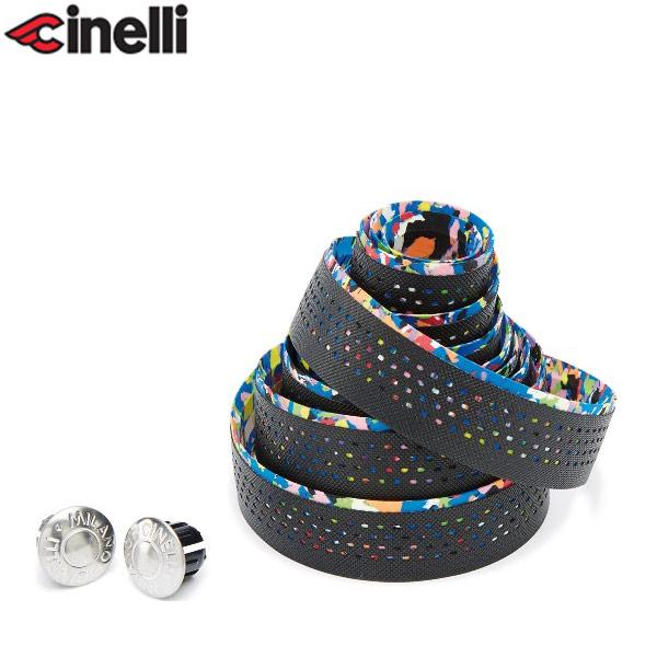 Cinelli(チネリ)3D CALEIDO STRIP RIBBON(スリーディ カレイド ストライプ リボン)バーテープ