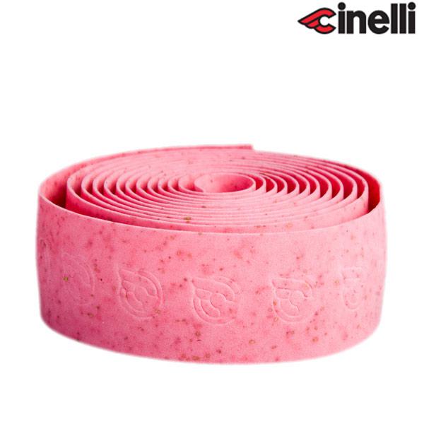 Cinelli(チネリ)CORK RIBBON(コルクリボン)バーテープ(ピンク)