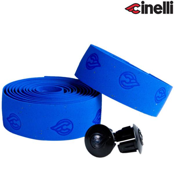 Cinelli(チネリ)GEL RIBBON(ジェルリボン)バーテープ(ブルー)