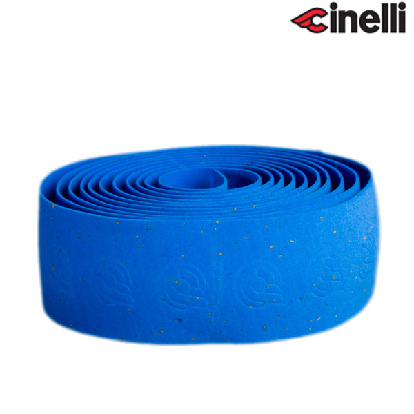 Cinelli(チネリ)CORK RIBBON(コルクリボン)バーテープ(ブルー)