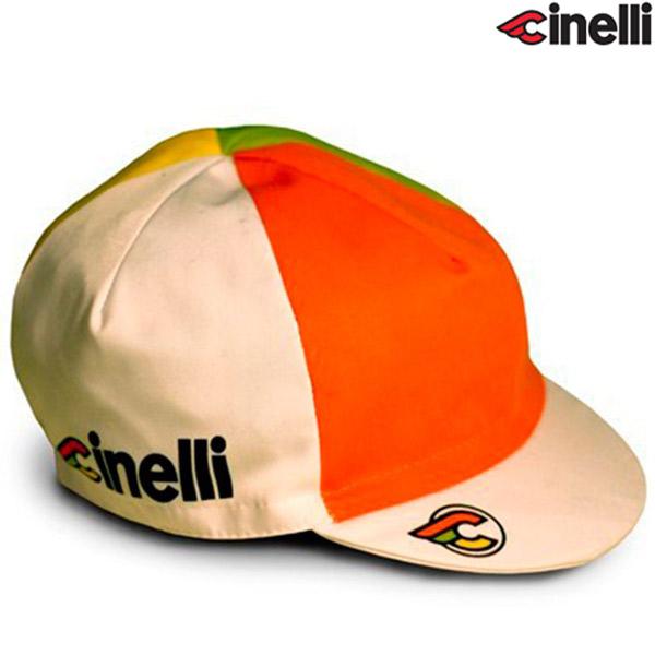 Cinelli(チネリ)ITALO(イタロ)79 キャップ(ホワイト)