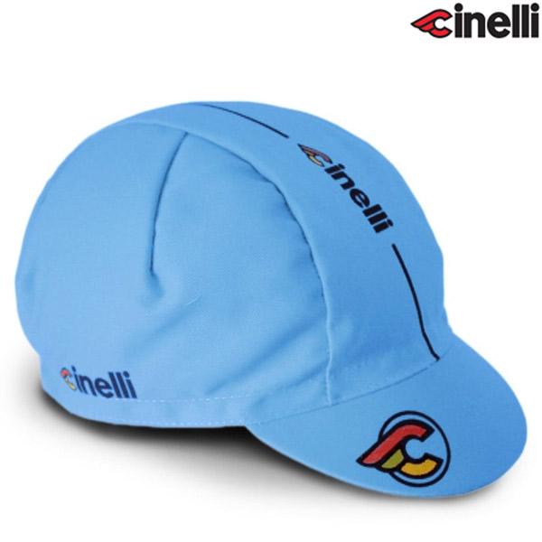 Cinelli(チネリ)SUPER CORSA(スーパーコルサ)キャップ(ライトブルー)
