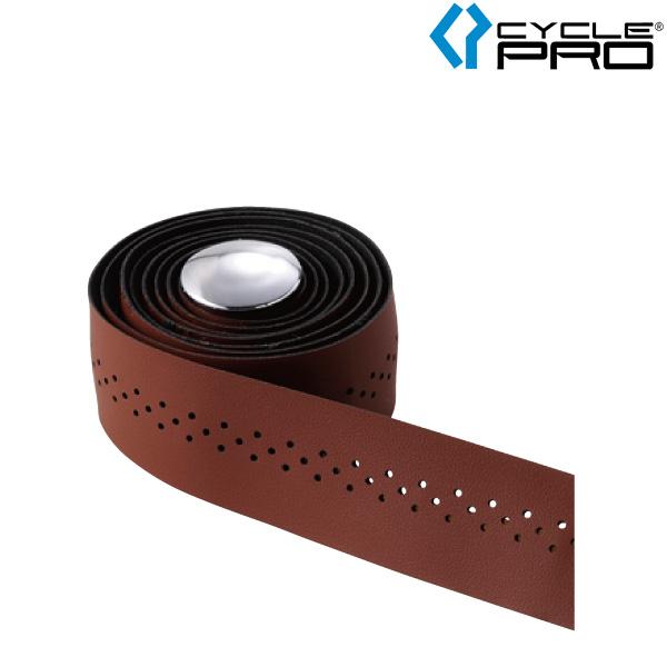 CYCLE PRO(サイクルプロ)クラシックタイプバーテープ(CP-BT032H/ブラウン)
