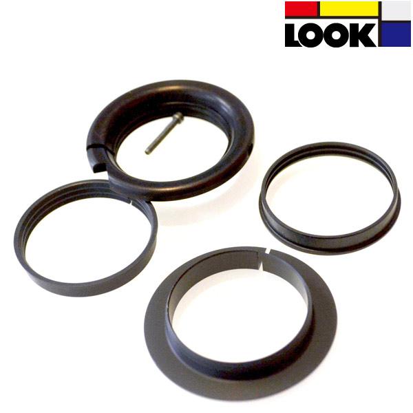 LOOK(ルック)ZED 3 Crank Lock Ring Kit(クランクロックリングキット)& Right Ring Kit(右側リングキット)