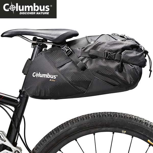 COLUMBUS(コロンバス)サドルバッグ(ブラック/18L)