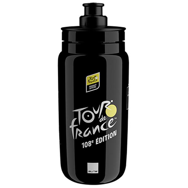 ELITE(エリート)FLY(フライ)ウォーターボトル(2021 Tour de France(ツールドフランス)/ブラック)