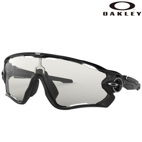 OAKLEY(オークリー)JAWBREAKER(ジョウブレイカー)サングラス(Polished Black/Clear to Black Iridium Photochromic)