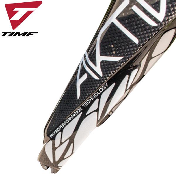 TIME(タイム)CARBON AKTIV FORK(カーボン アクティブフォーク)(FLUIDITY/XS/ブラック)