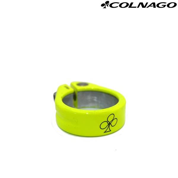COLNAGO(コルナゴ)シートクランプ(φ31.6mm/ネオンイエロー)