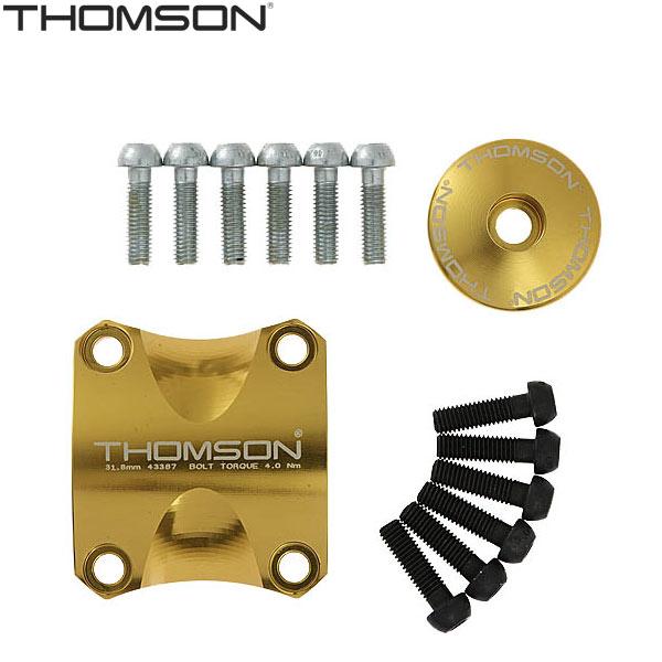 THOMSON(トムソン)X4ステム ドレスアップキット(ゴールド)