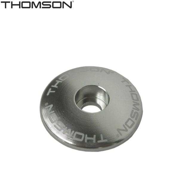 """THOMSON(トムソン)ステムキャップ(1-1/8""""/シルバー)"""